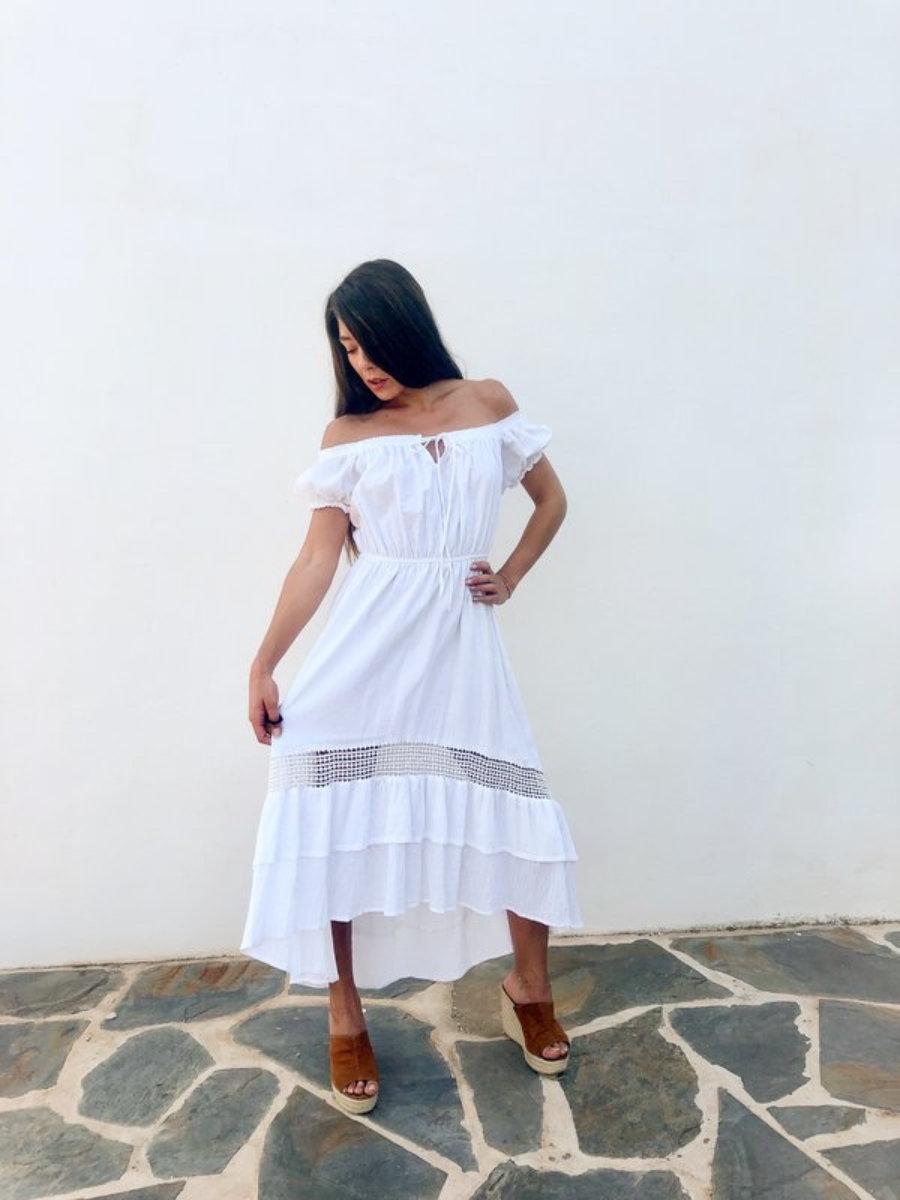 Vestido Sito Blanco