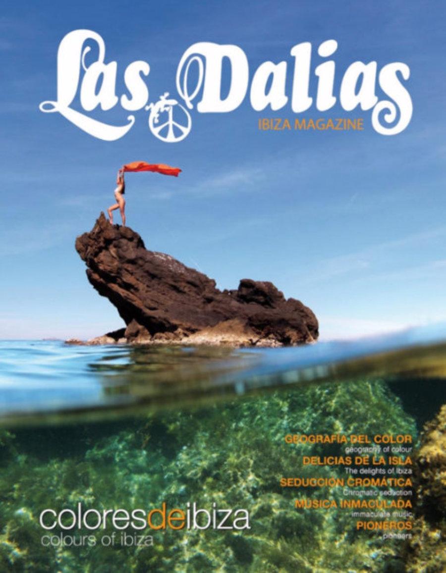 Las Dalias Ibiza y Formentera Magazine 2013