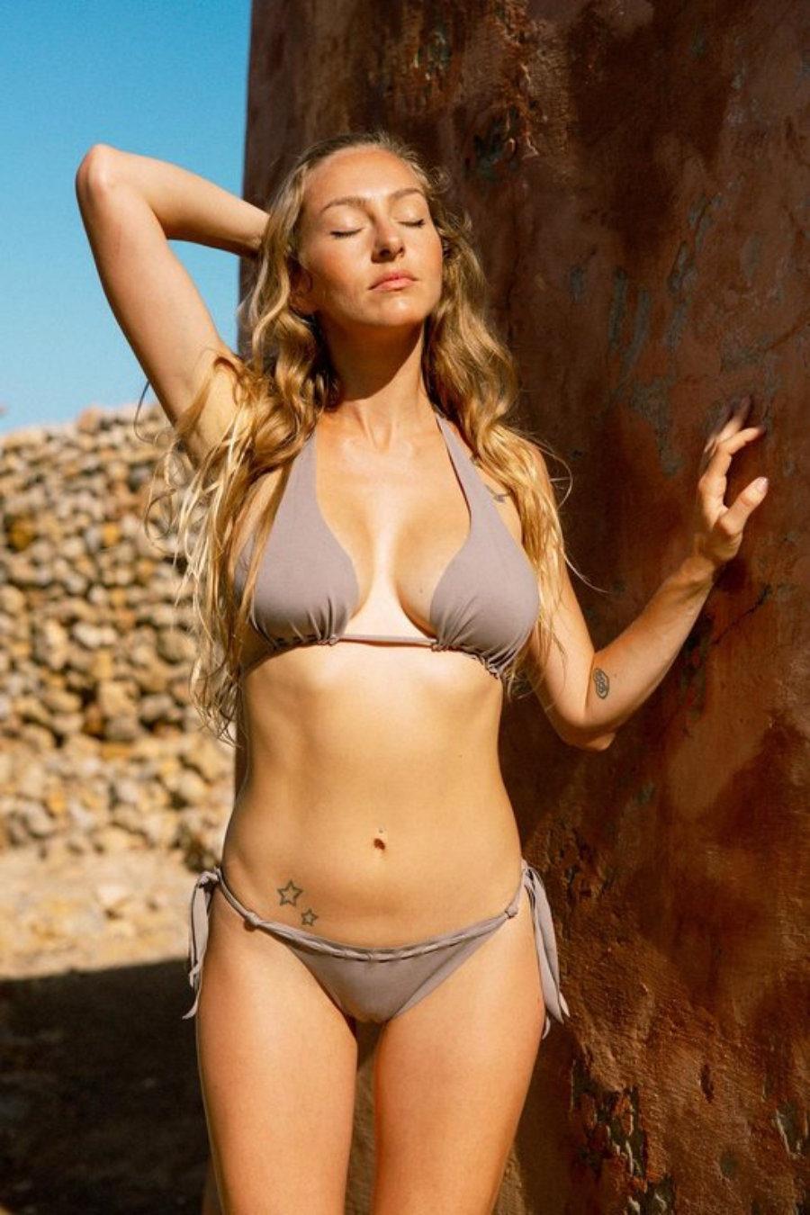 Indiana seamless and handmade bikini