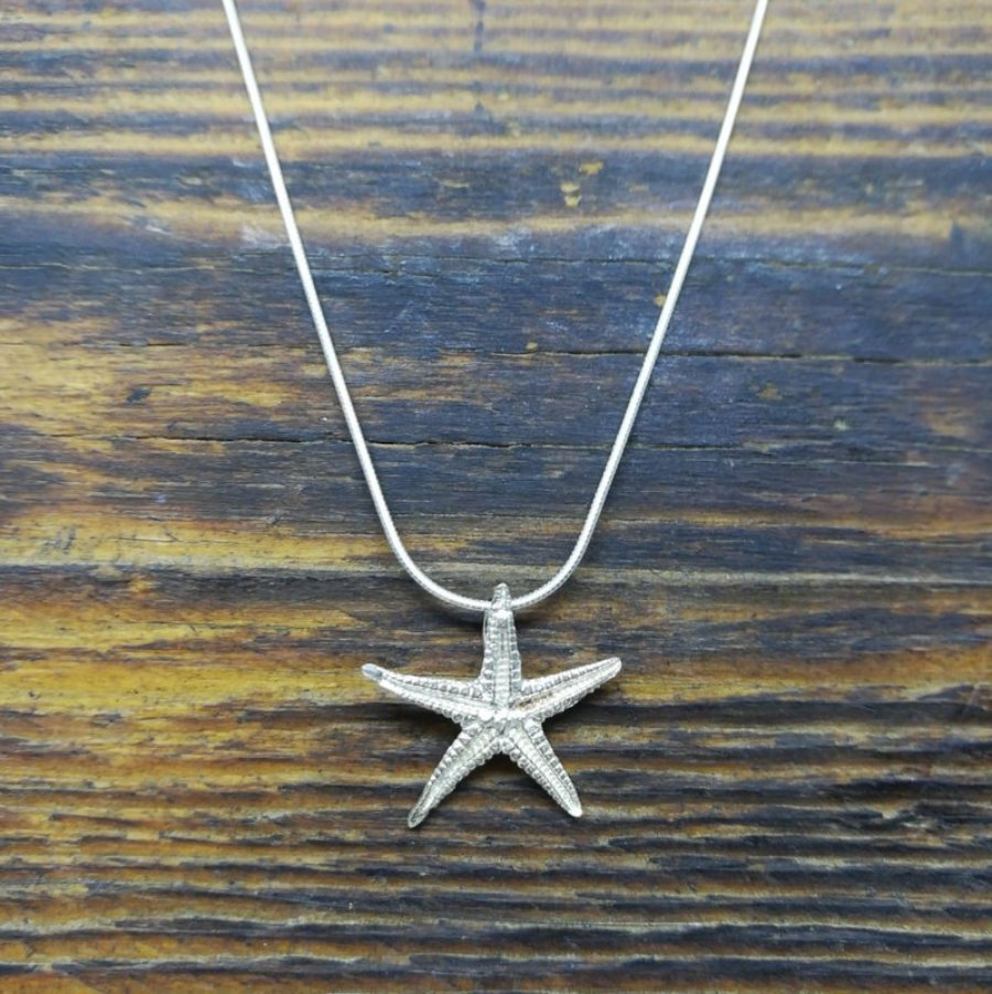 Colgante estrella de mar pequeña