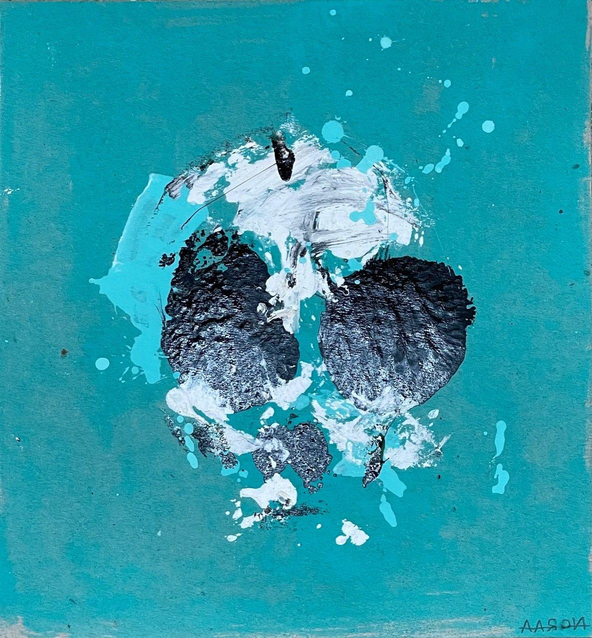 Aquamarine Self Portrait Series 2.1