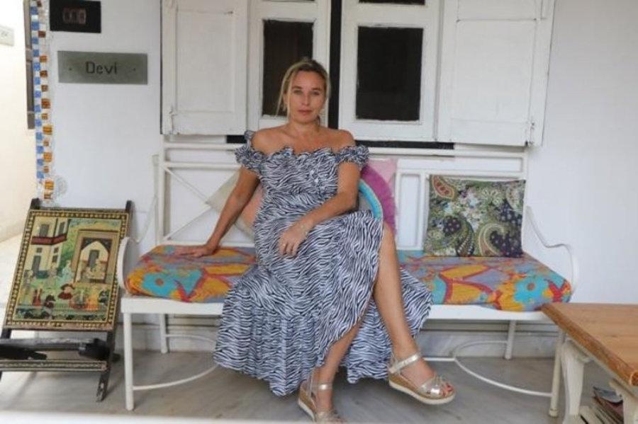 Vestido Karen Cebra