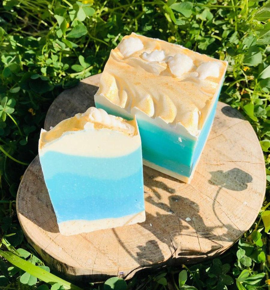 Jabón Sal de Ibiza, para pieles secas