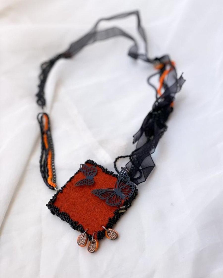 Collar de 3 Texturas Boho Chic