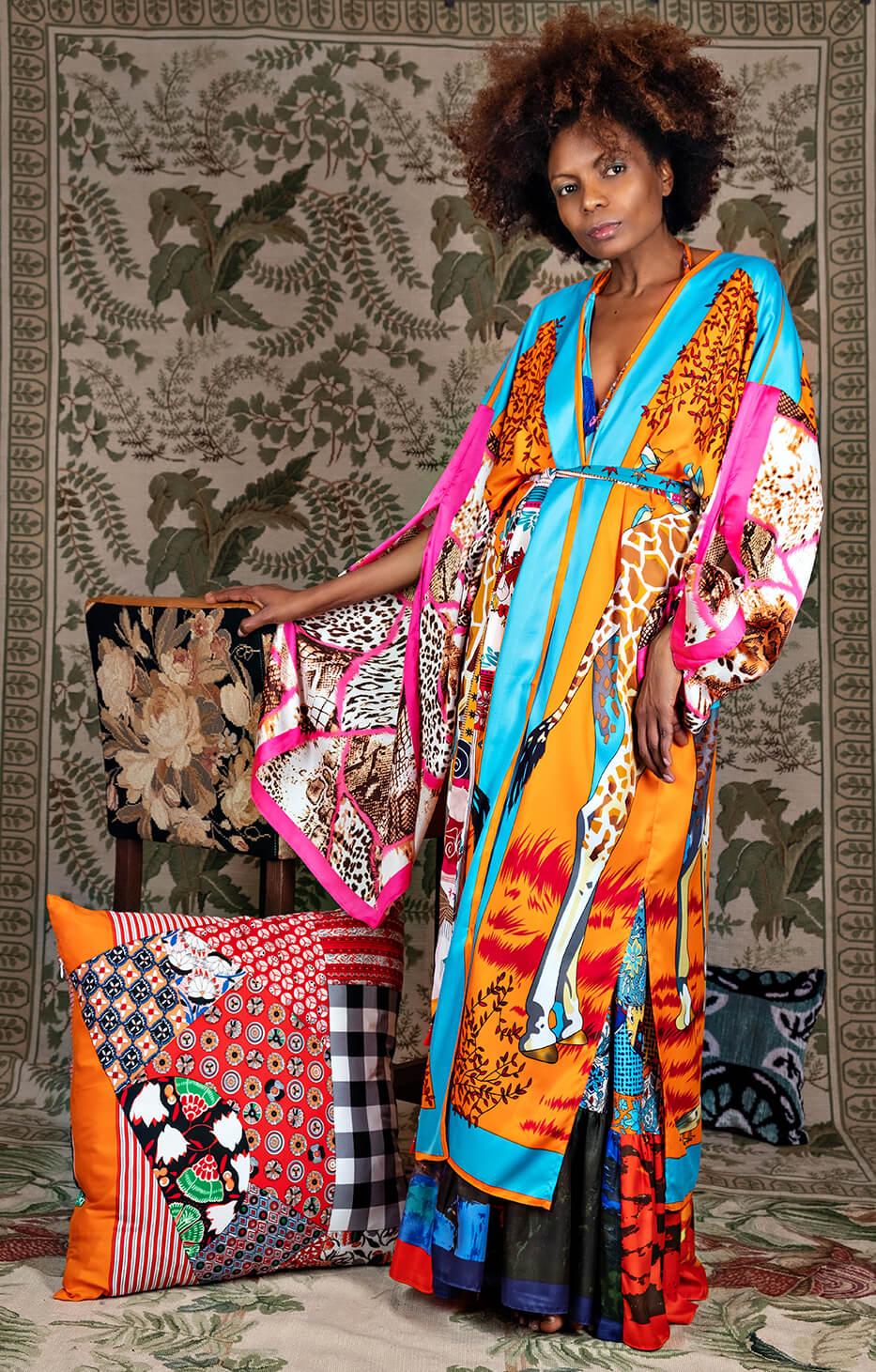 Kimono Babilonia