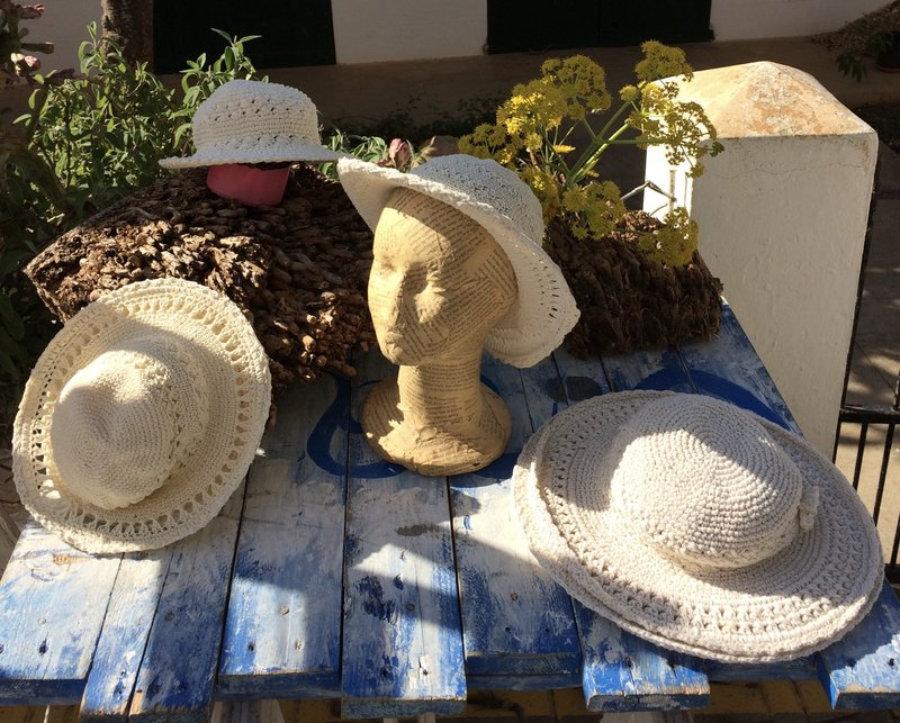 Sombreros De Algodón Orgánico 100%. Para Adultos